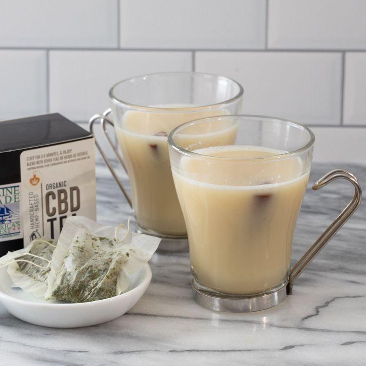 CBD Tea Tester Image