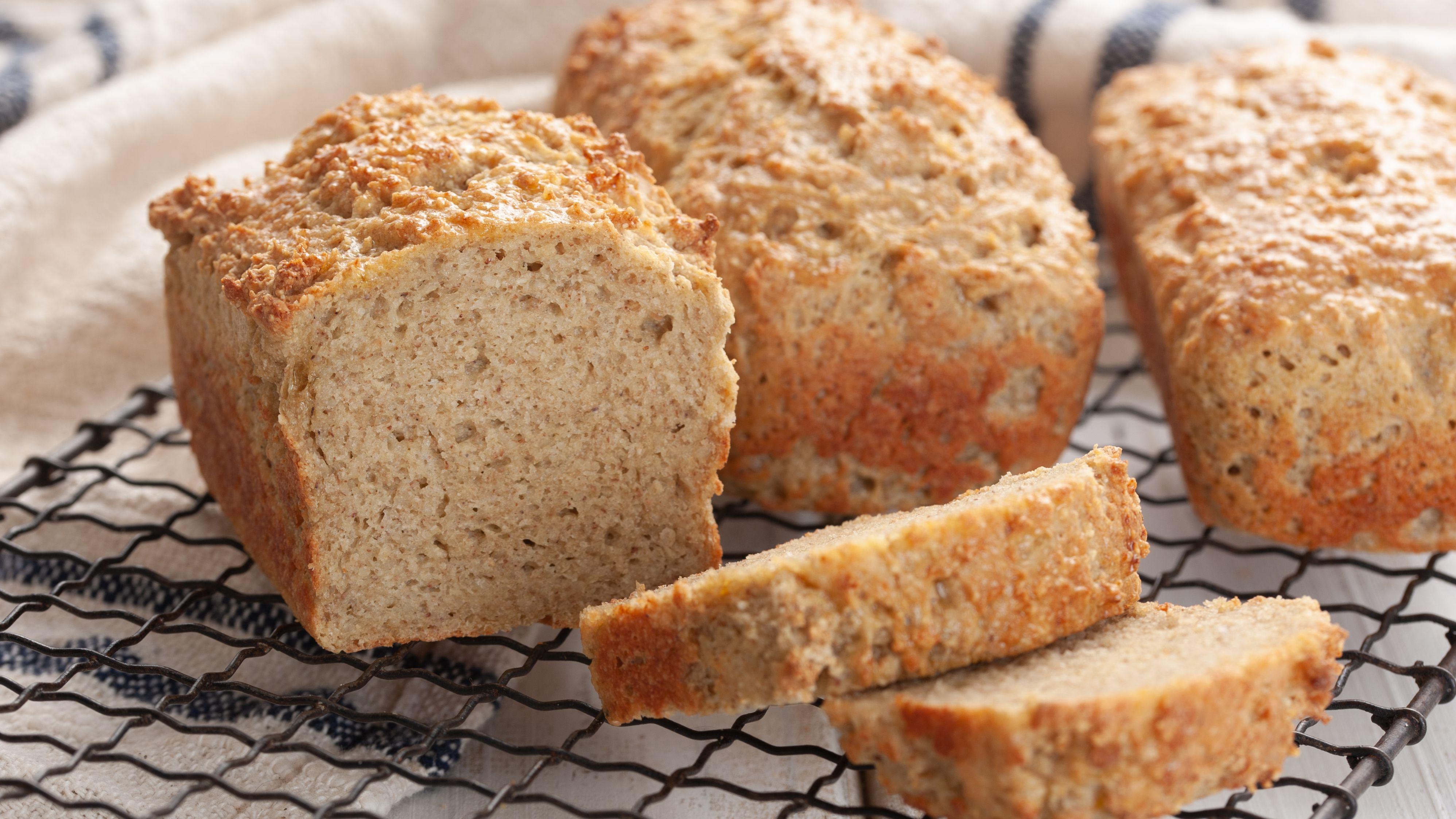 Gluten Free And Rice Free Buckwheat Bread Recipe
