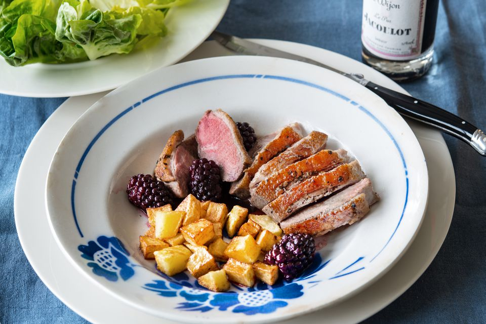 How to Cook Duck Breast