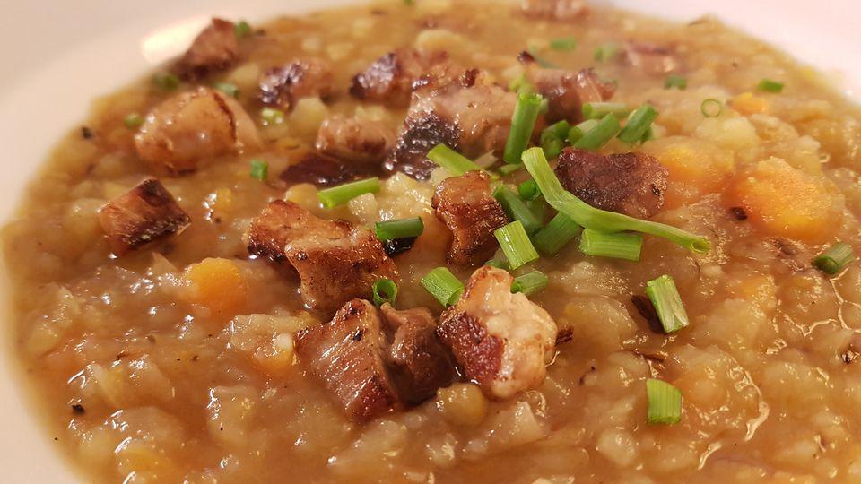Fresh Potato Soup