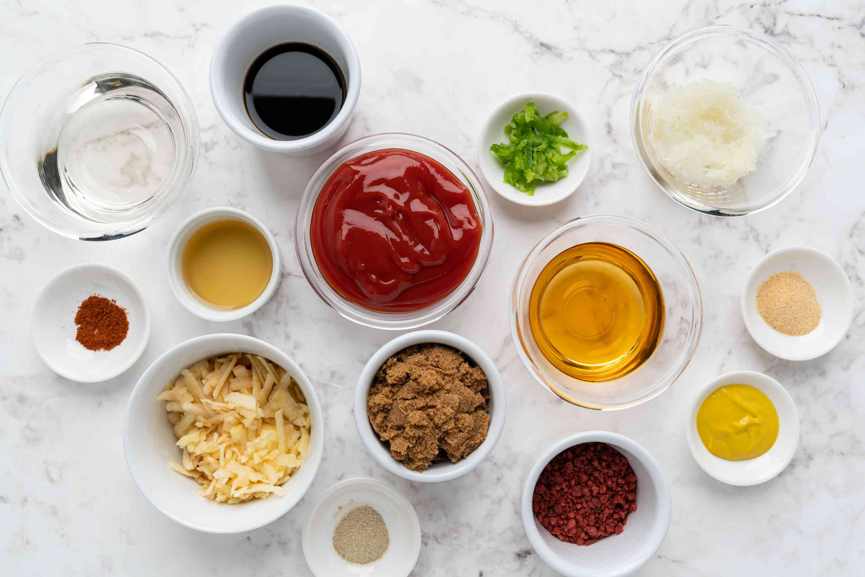 Apple City Barbecue Sauce ingredients