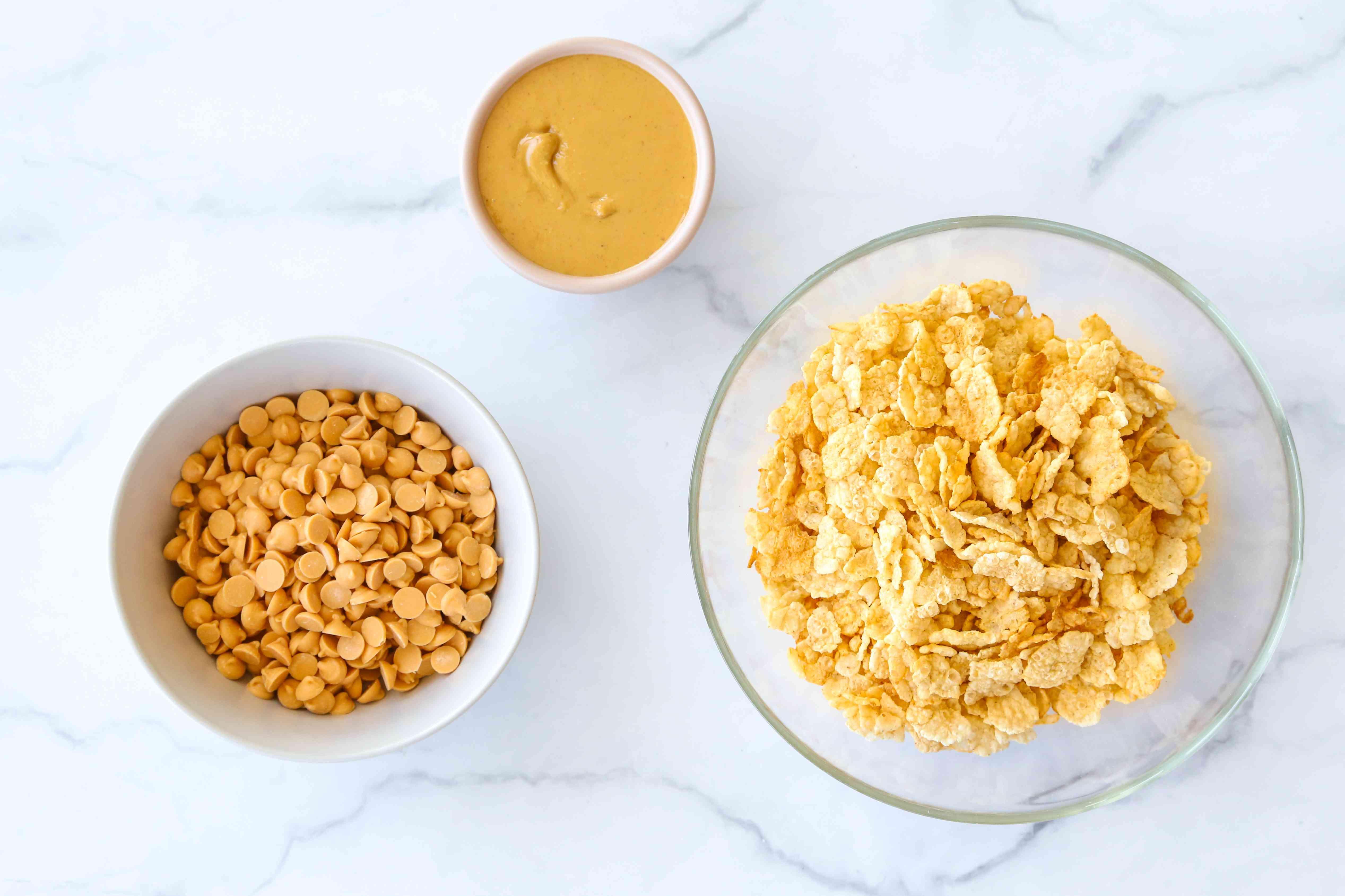 Cornflake Cookies ingredients