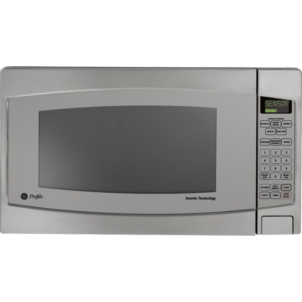 GE profile 2.2 cu microwave