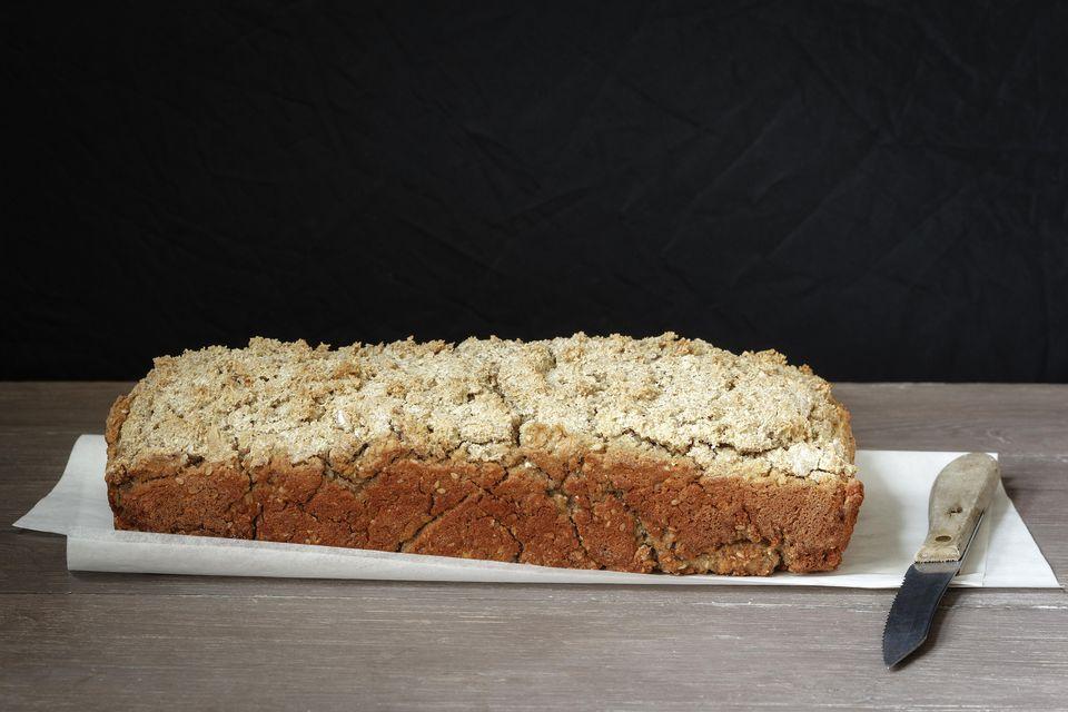 Pan de melaza de trigo sarraceno