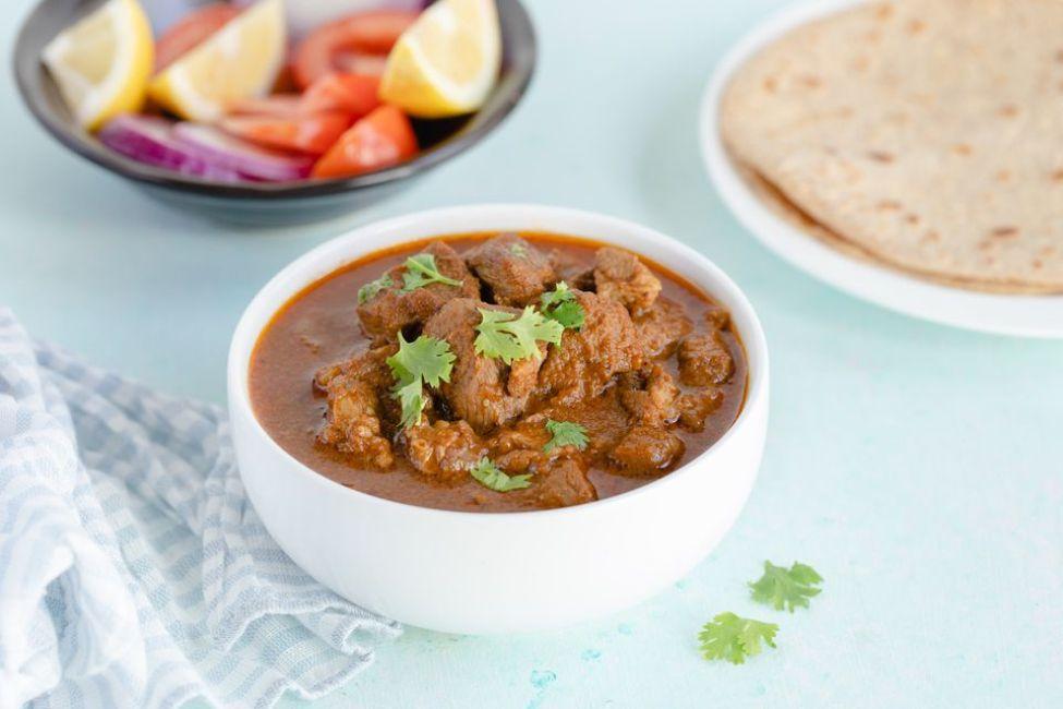 Indian Lamb Curry