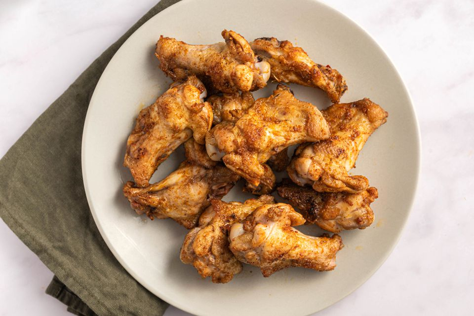 Chicken wing brine recipe