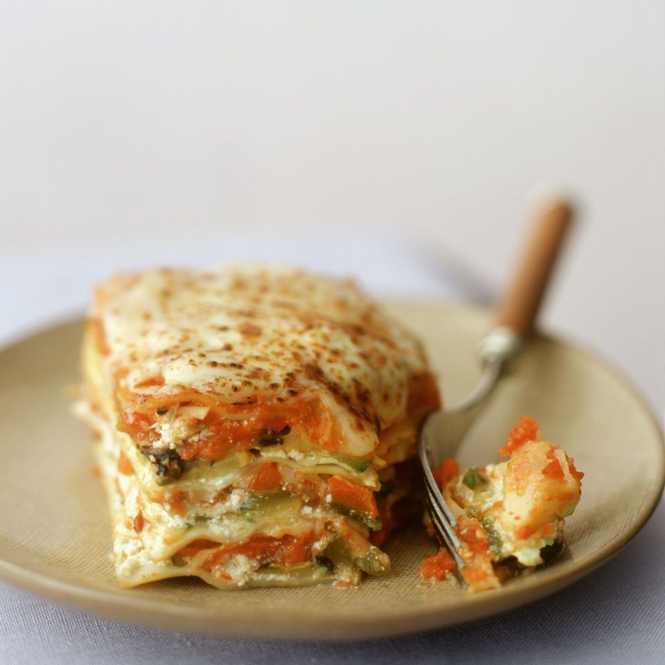 Chef Michael Symon's lasagna