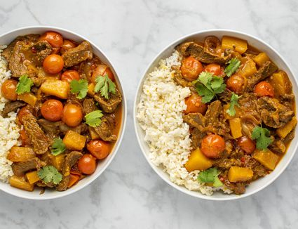 Thai Beef Coconut Curry