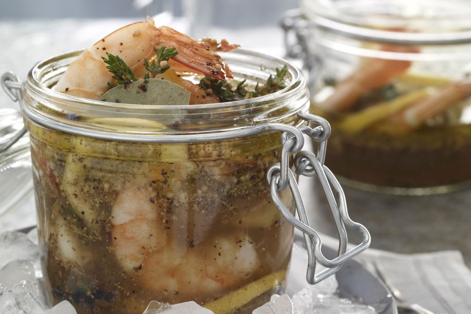 Pickled Shrimp