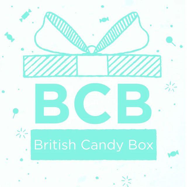 British Candy Box