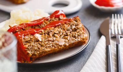 Vegan and Gluten-Free Lentil Loaf