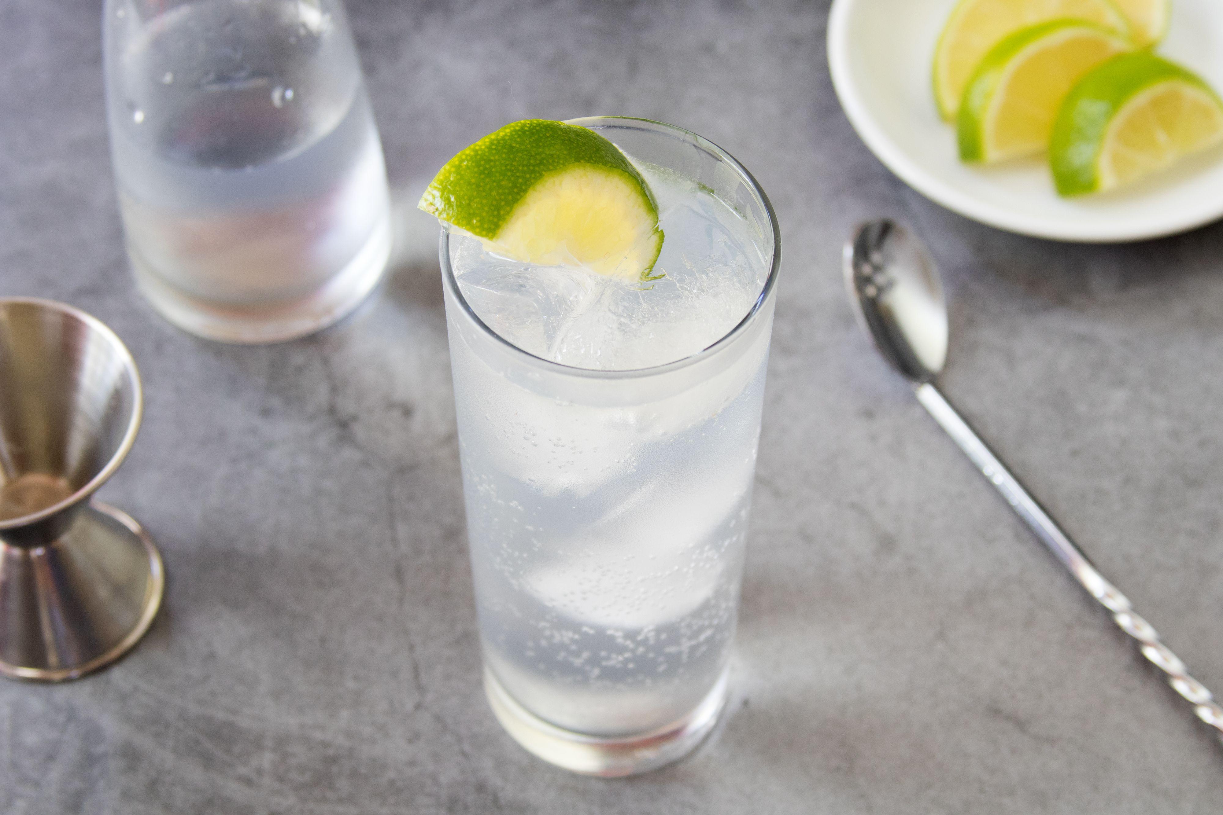3 Tips for a Better Vodka Tonic