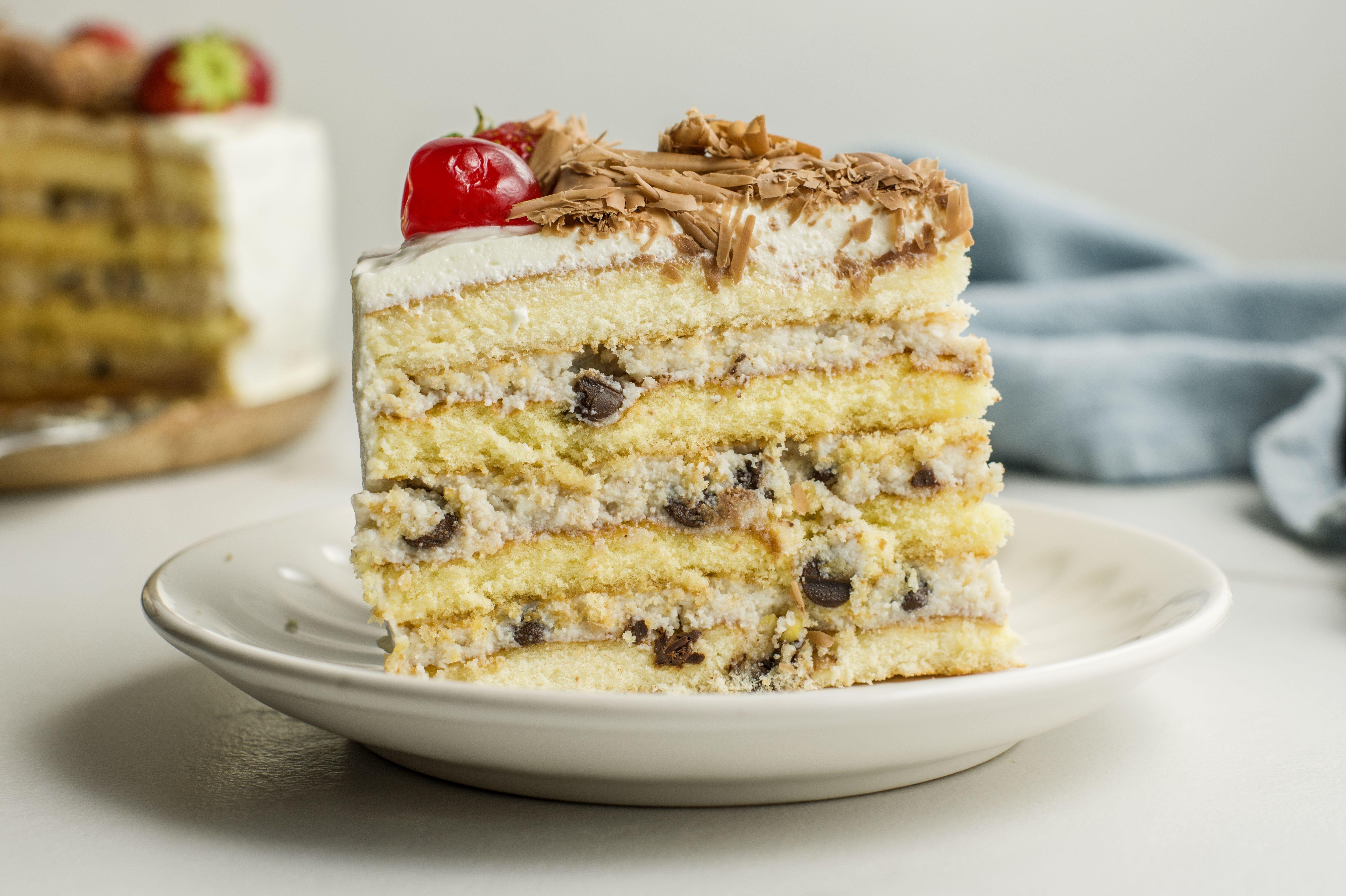 Awesome Italian Ricotta Cassata Cake Recipe Funny Birthday Cards Online Alyptdamsfinfo