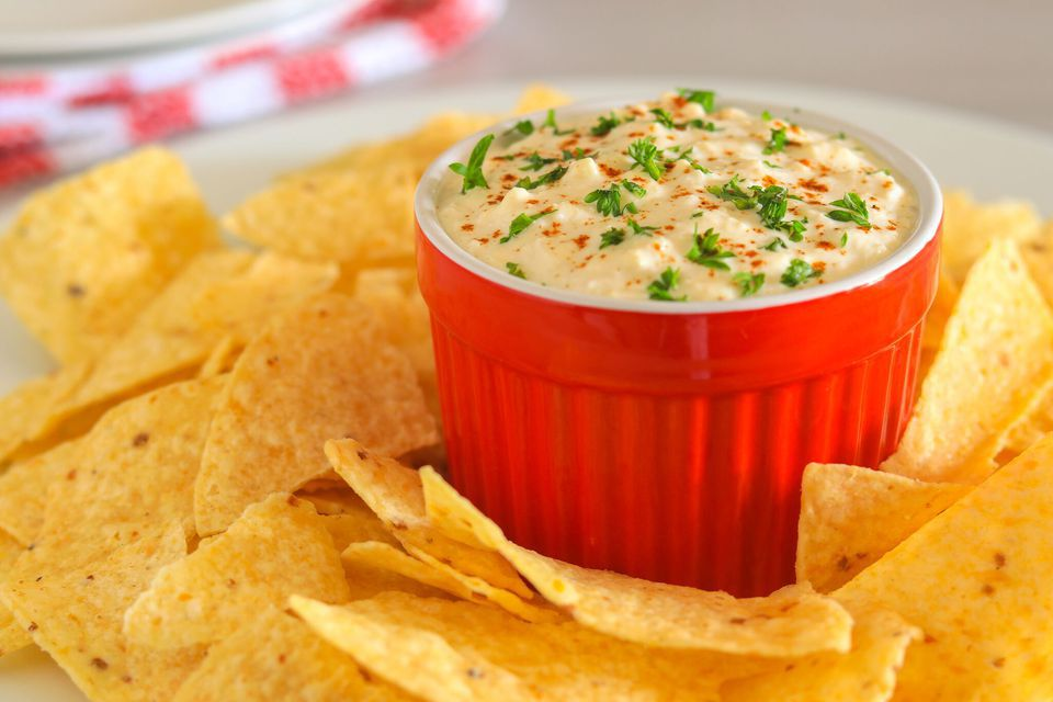 Creamy Crab Dip With Cream Cheese