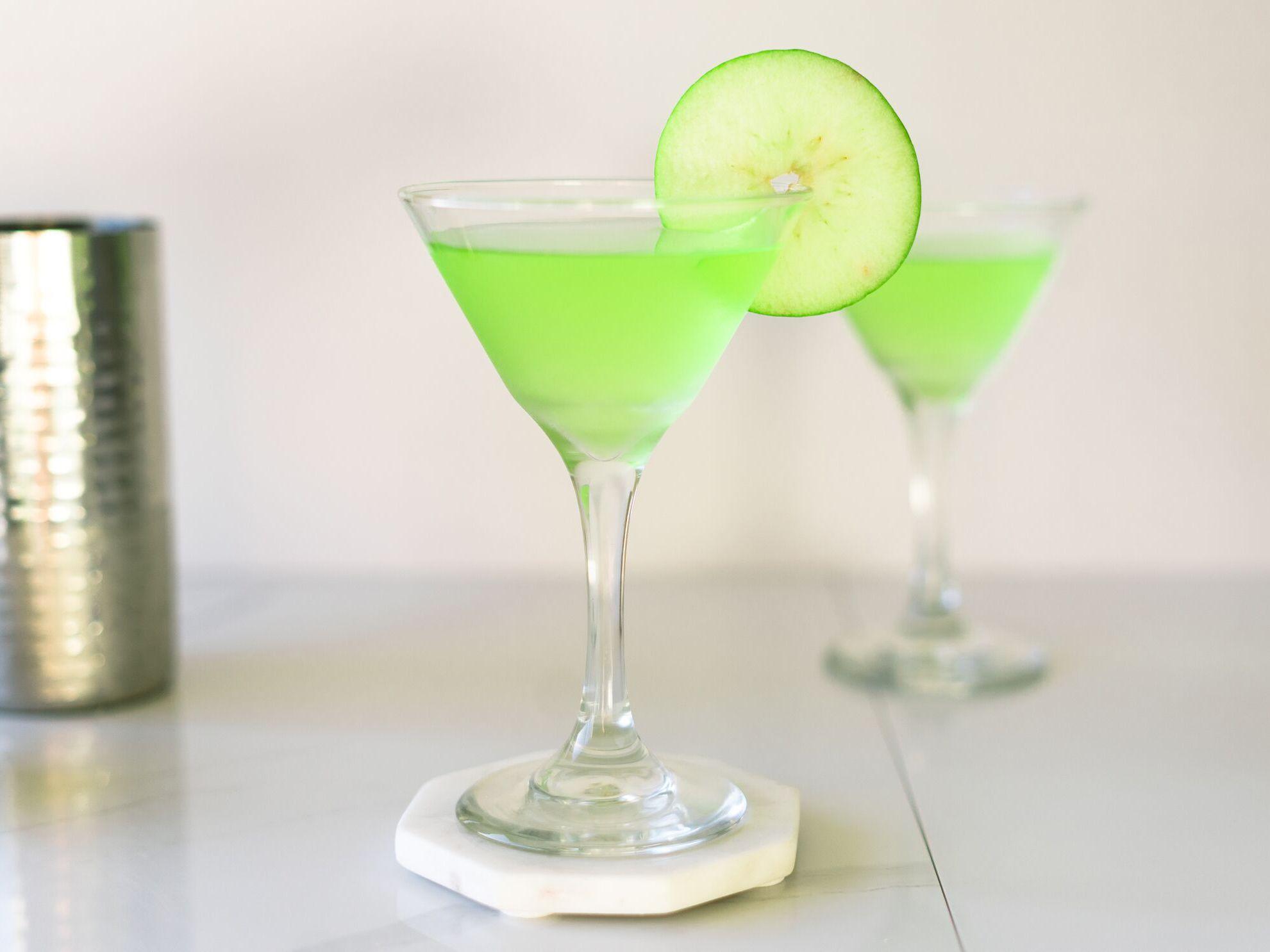 c5aa11bed Apple Martini Recipe
