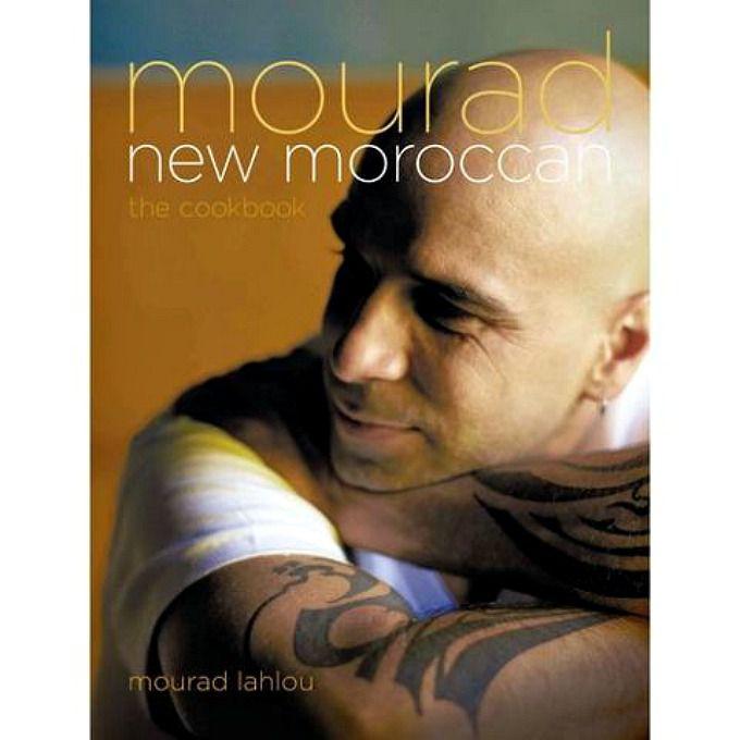 Mourad New Moroccan Cookbook