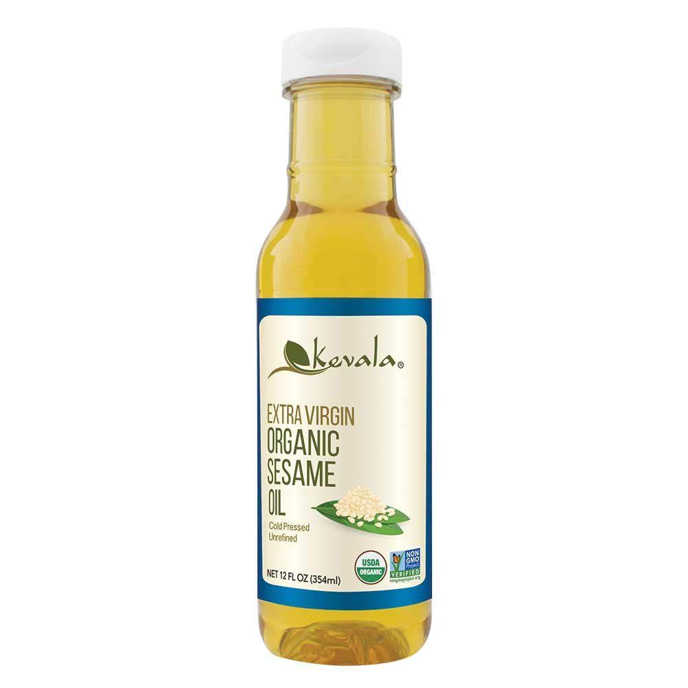 Kevala Organic Extra Virgin Sesame Oil