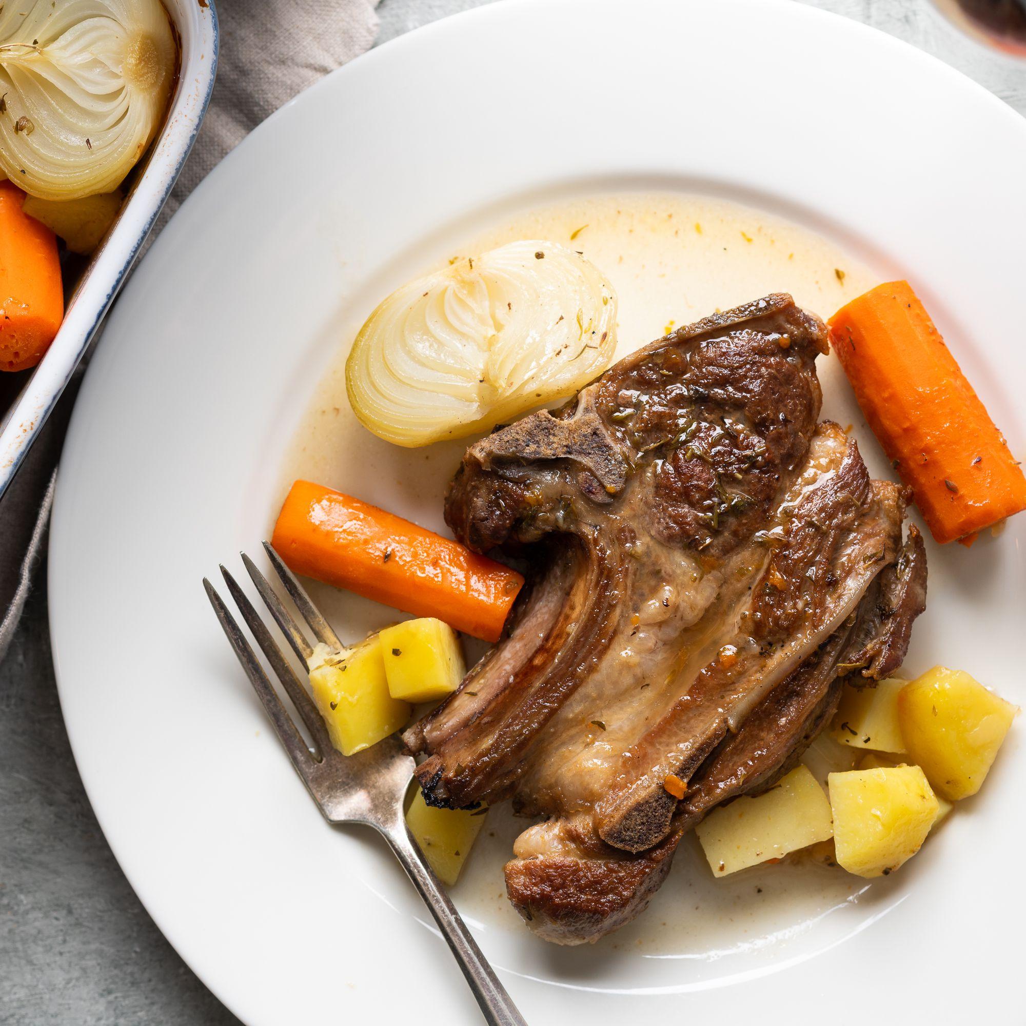 lamb chop casserole recipes oven Lamb Chop Casserole