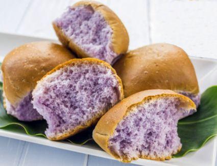 Taro Rolls