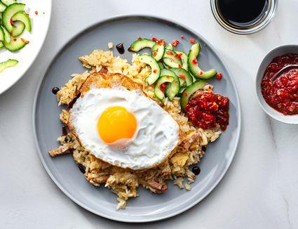 Nasi Goreng Recipe - Dutch-Indonesian Fried Rice