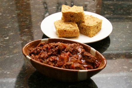 Crock Pot Game Day No Bean Chili With Ground Beef