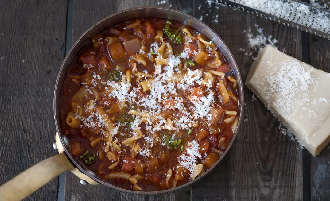 Hearty British Winter Root Vegetable Soup