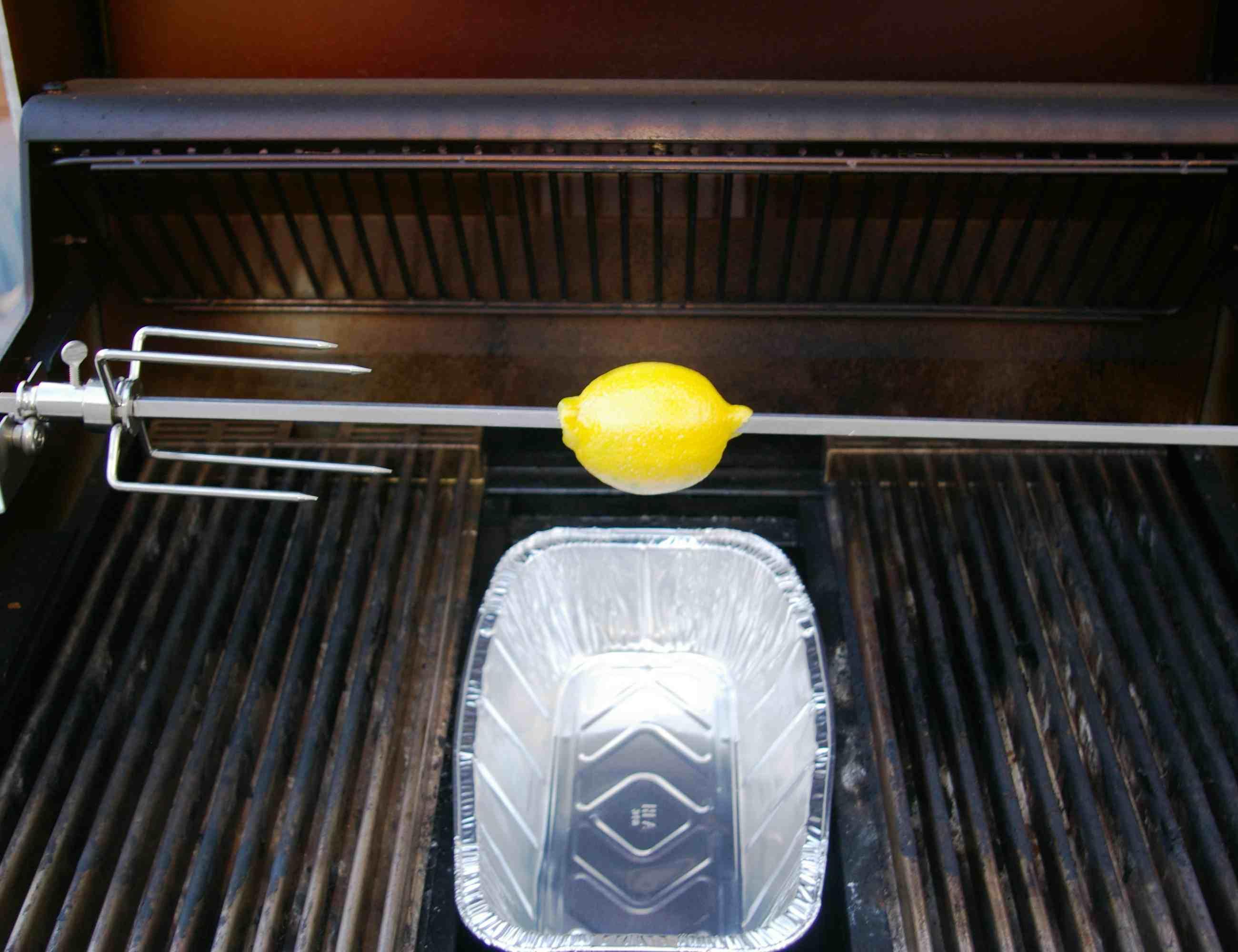 Lemon on Rod