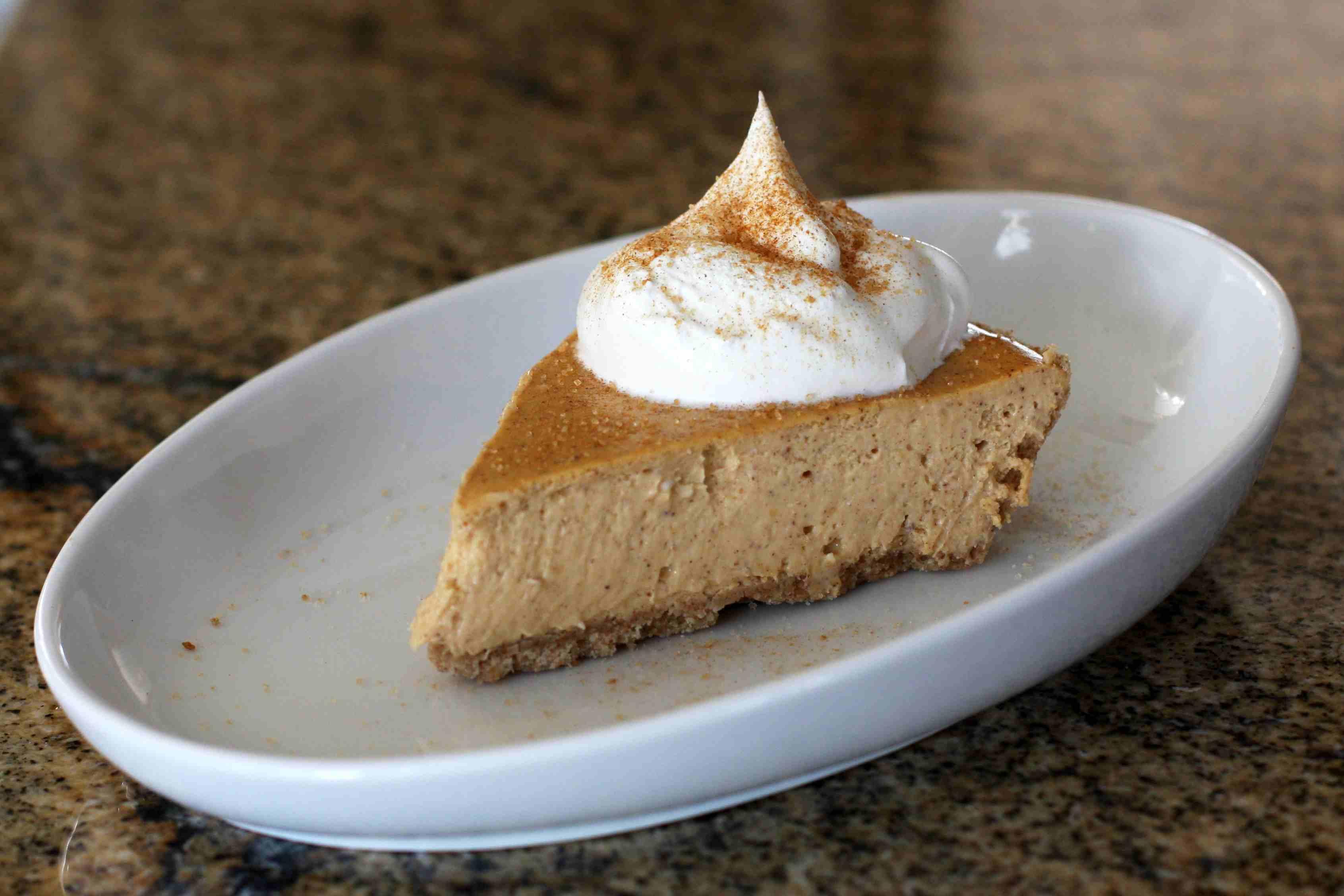 sweet potato cheesecake pie