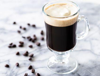 Original Irish Coffee Recipe