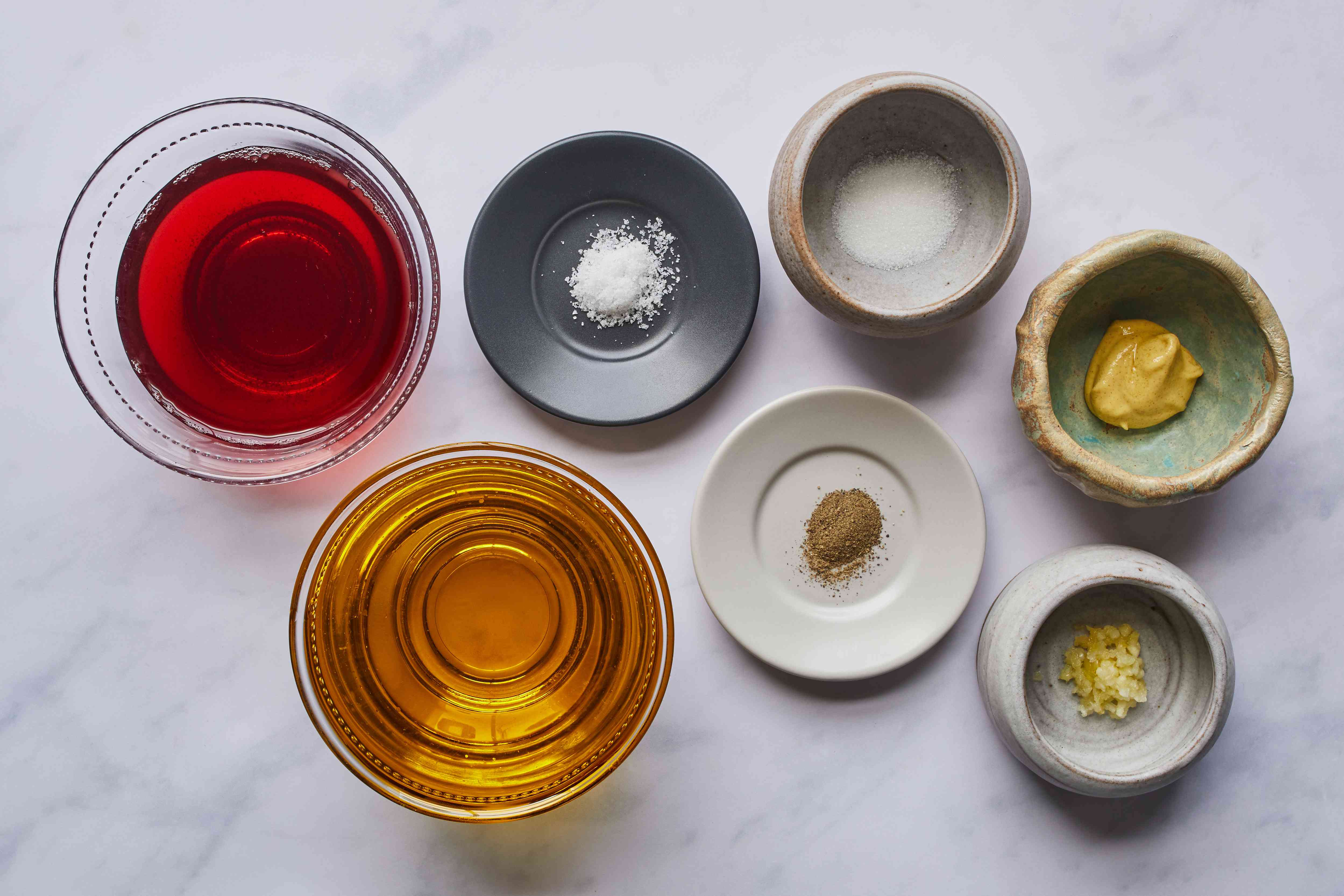 Shake and Serve Red Wine Vinaigrette ingredients