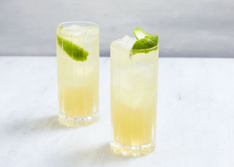 The Airmail Cocktail