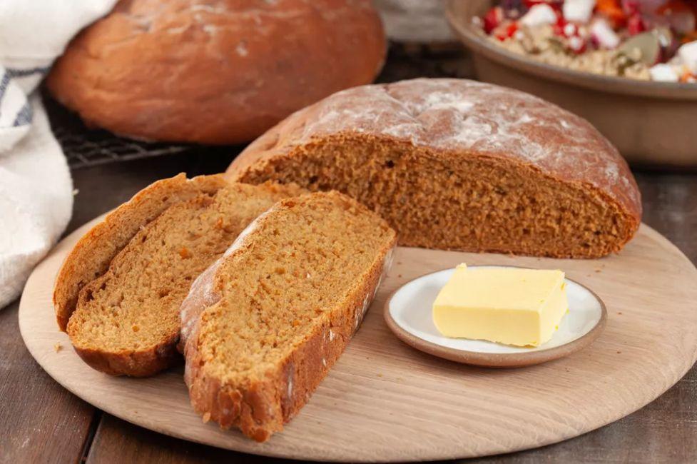 Swedish Limpa Orange-Rye Bread