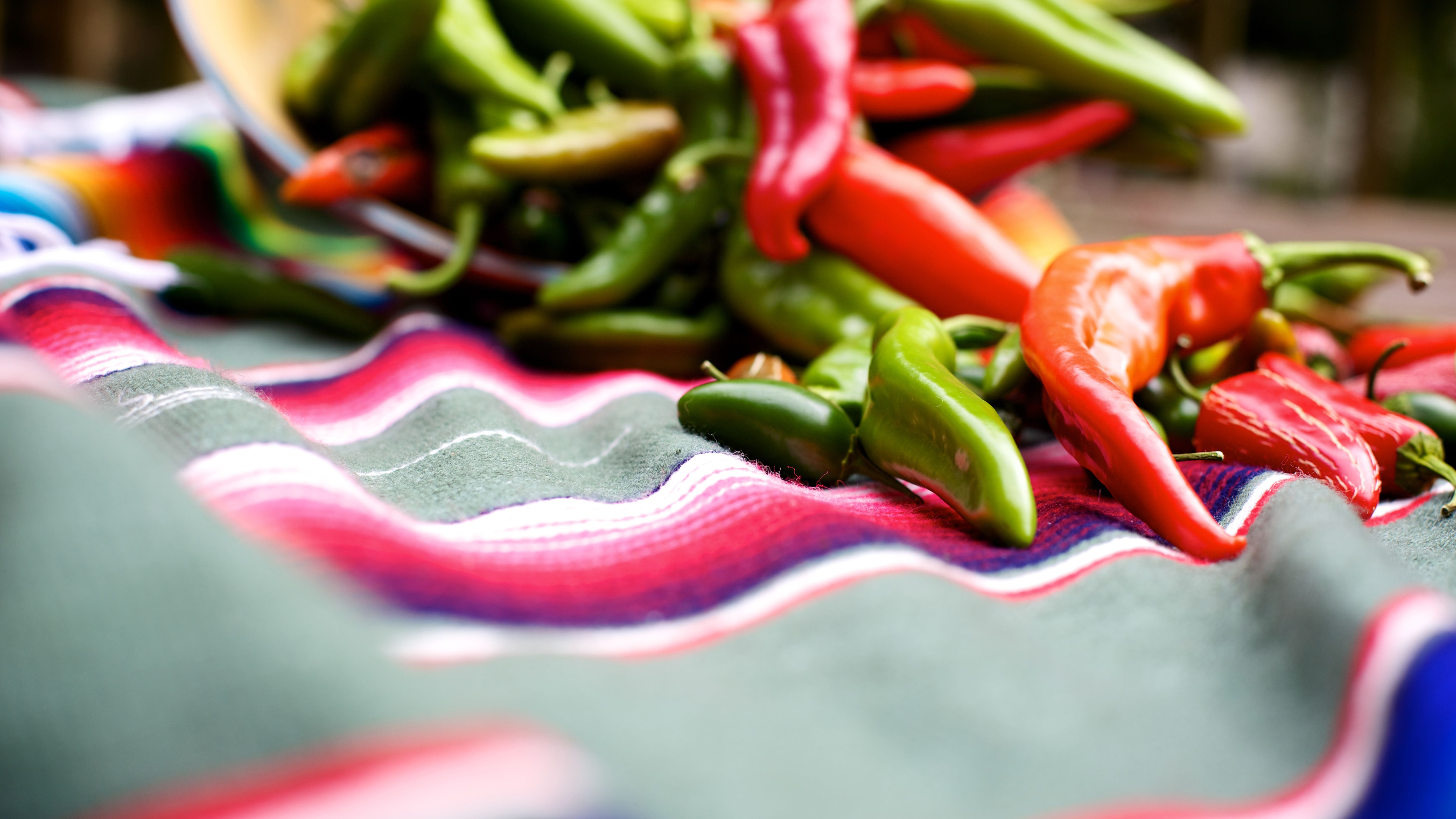 Guide to Different Types of Red Chiles