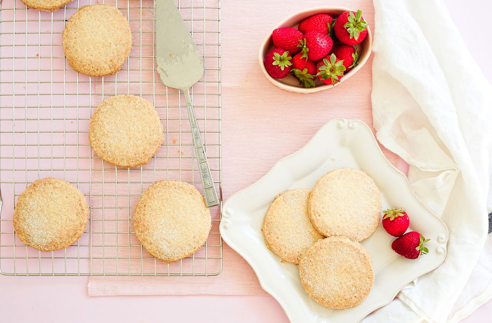 All-Butter Scottish Shortbread Recipe