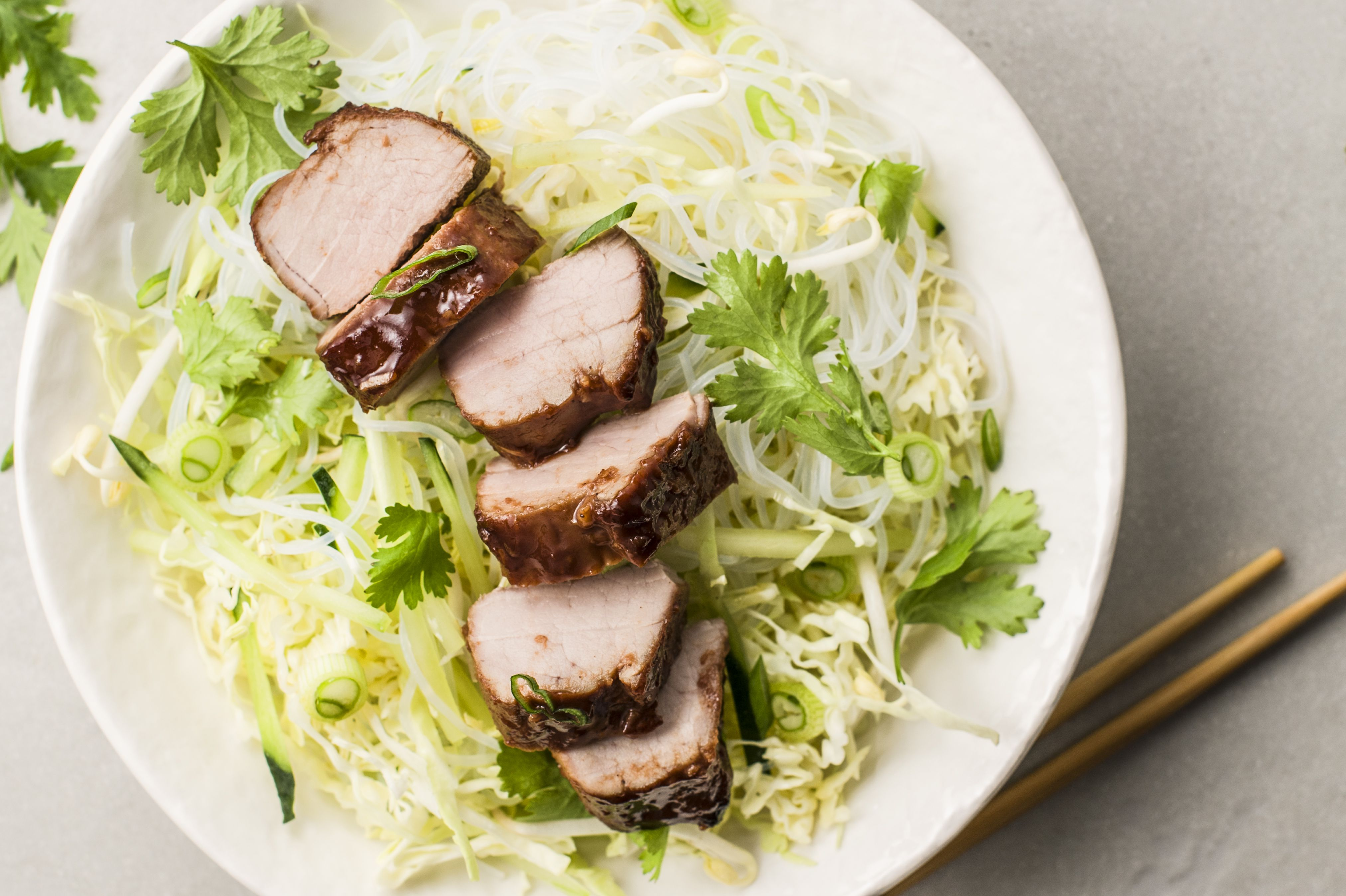 Chinese-Style Barbecued Pork (Char Siu)