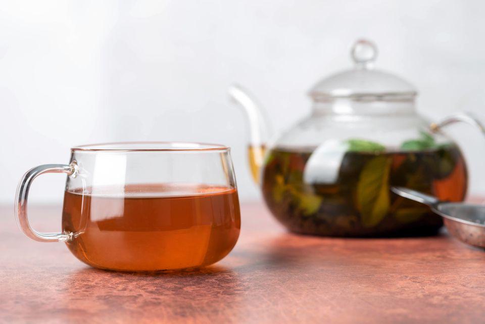 Atay Bi Nana Moroccan Mint Tea