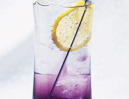 Purple Viking Cocktail