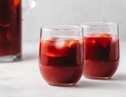 Virgin Sangria - Mocktail Recipe