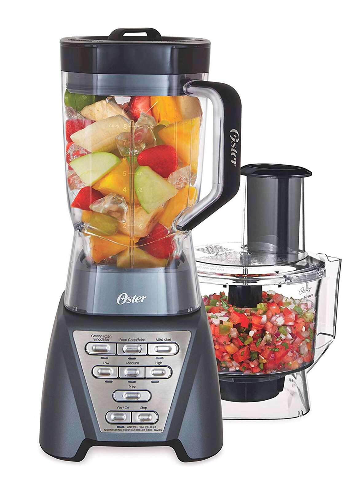 Oster Pro 1200 Blender Food Processor Combo