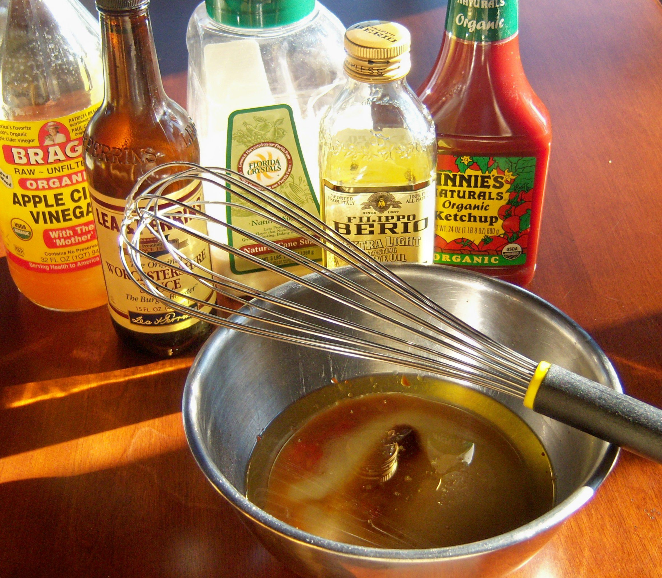 Gluten Free French Salad Dressing Ingredients