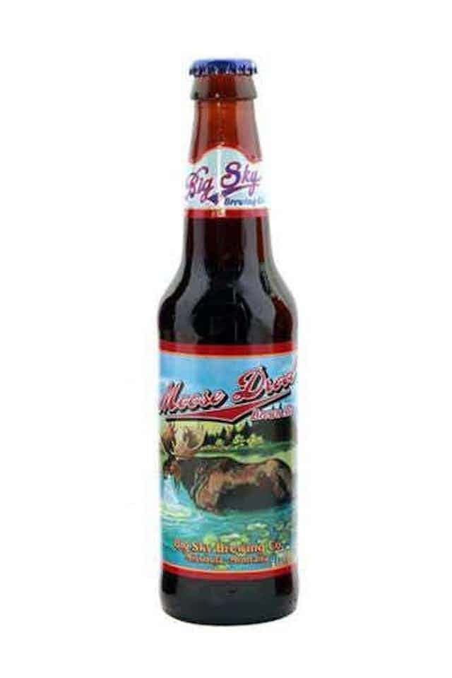 Big Sky Brewing Moose Drool Brown Ale