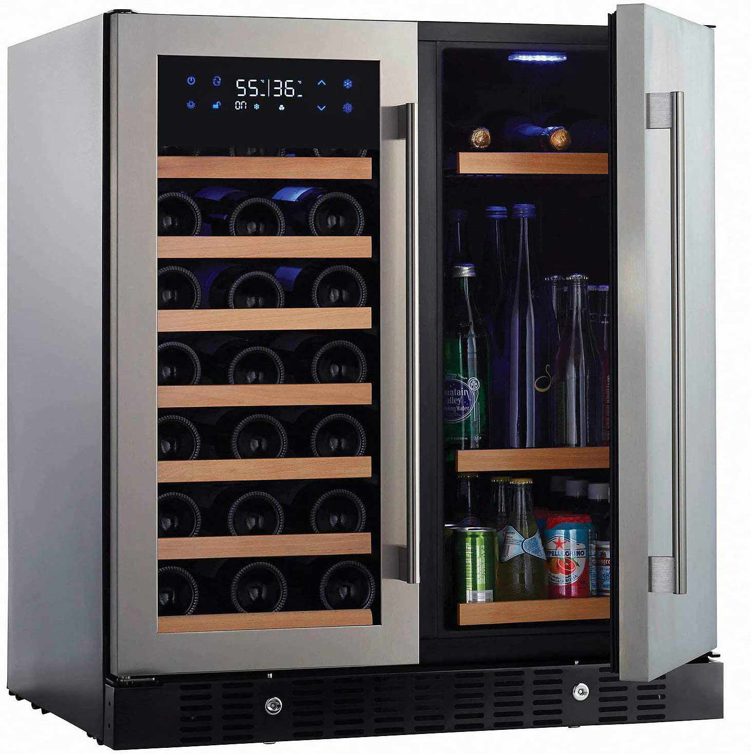 N'FINITY PRO HDX Wine and Beverage Center by Wine Enthusiast