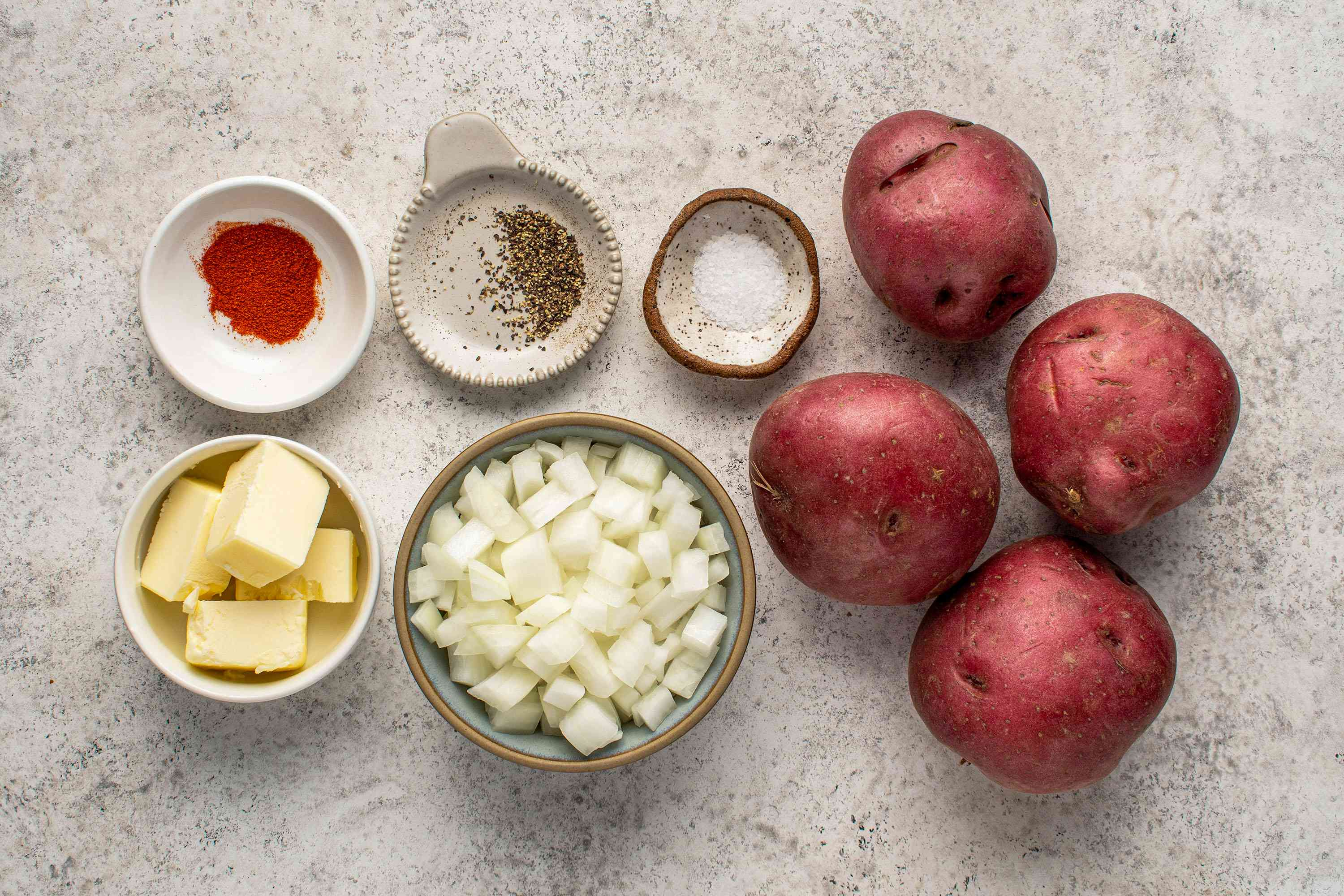 Perfect Home Fries ingredients
