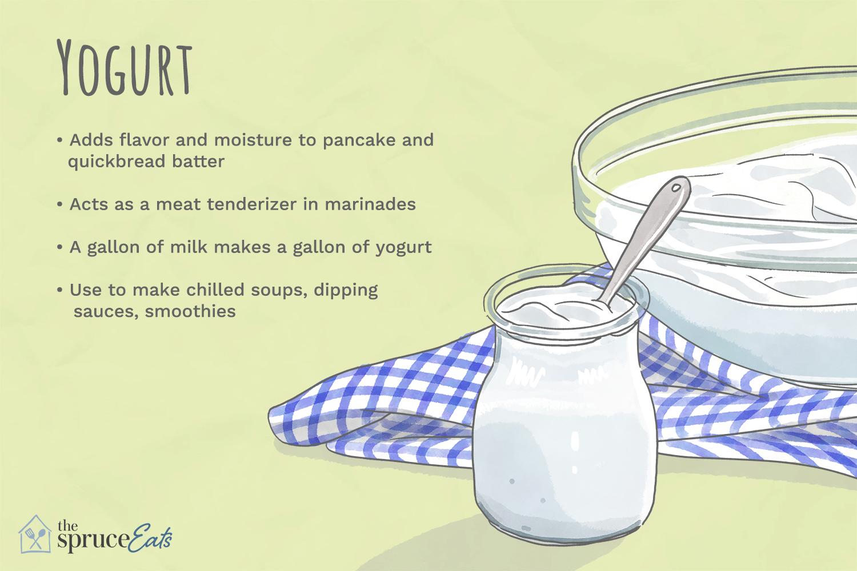 what is yogurt