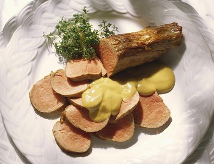Sweet Mustard Barbecue Sauce