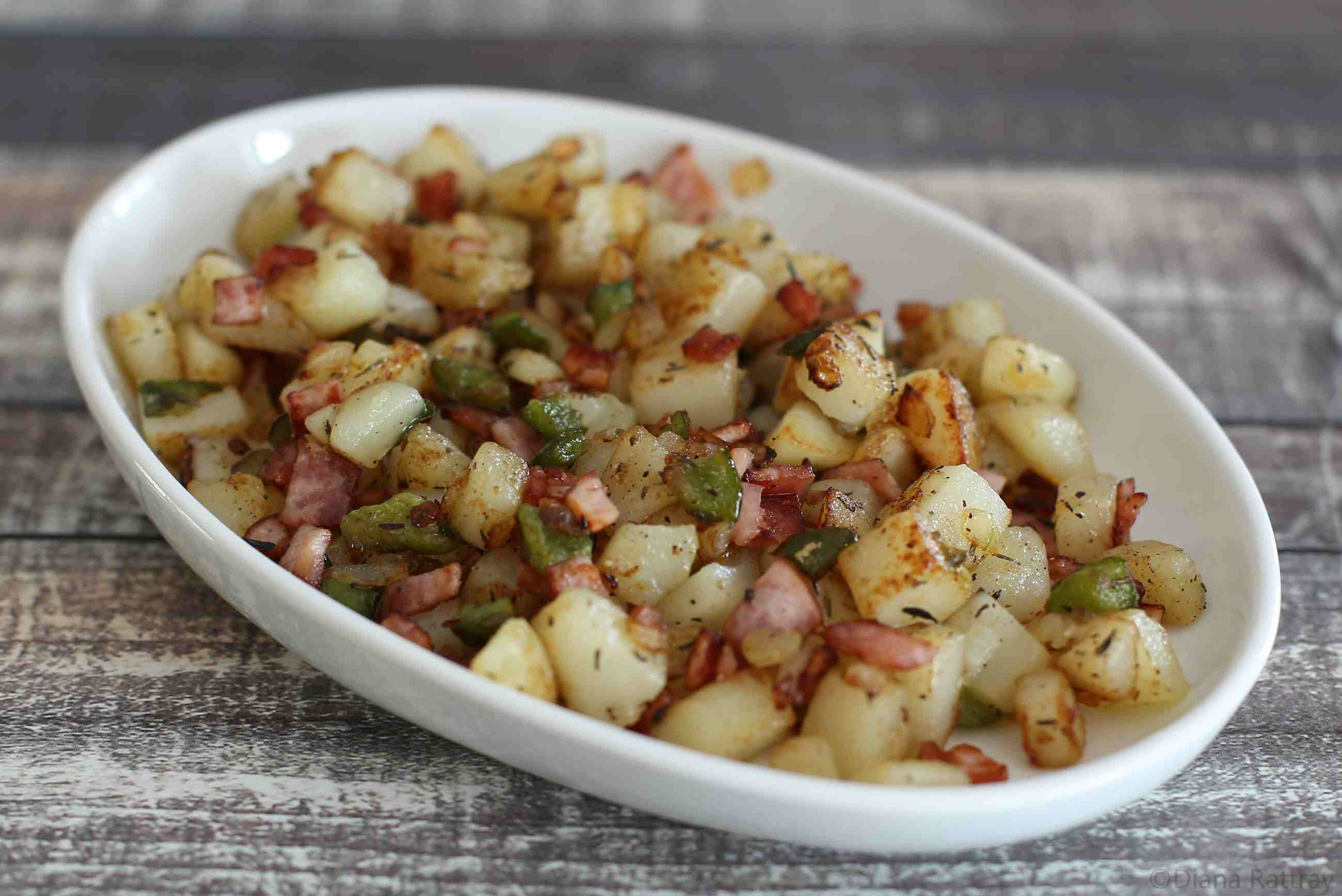 Ham and Potato Hash