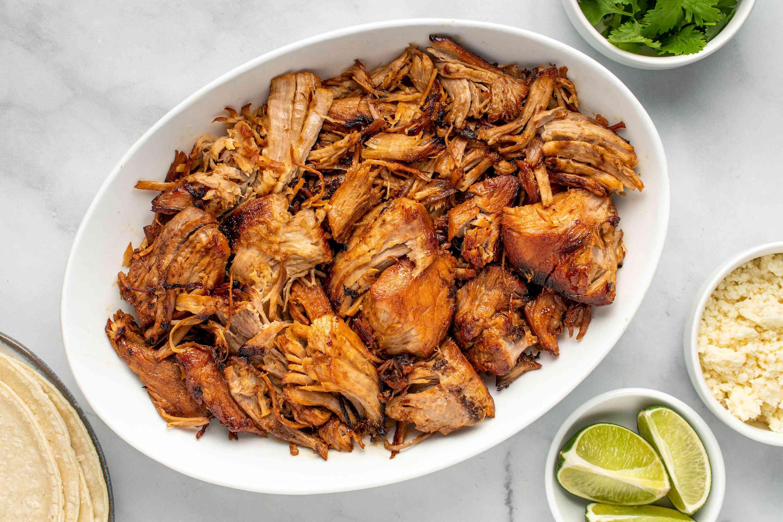 Homemade Carnitas