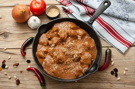 Easy Mexican Mole Sauce Recipe