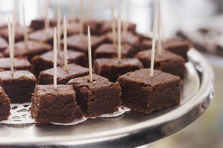 Easy To Make Brownie Bite Recipe