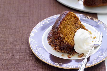 Chantilly S Simple Sweet Potato Bundt Cake Recipe